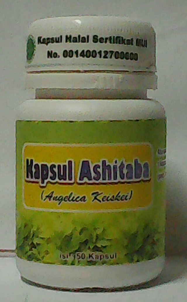 ashitaba kapsul