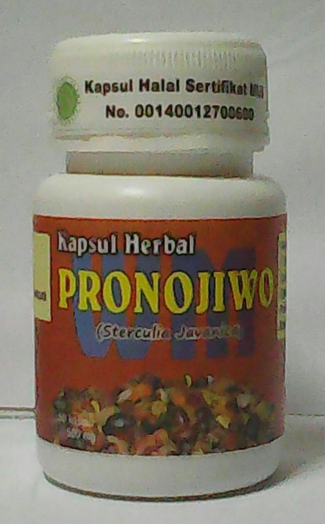 pronojiwo kapsul